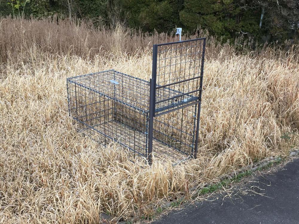 有害鳥獣対策用金網